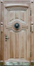 Межкомнатные двери из массива дуба, сосны - установка